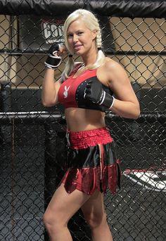 LaTasha Marzolla - Muay Thai and MMA