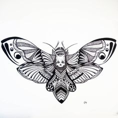 Moth Drawing, Drawing Sketches, My Drawings, Death Head Moth Tattoo, Devil Tattoo, Moth Tattoo Design, Band Tattoo Designs, Skull Butterfly Tattoo, Flower Skull