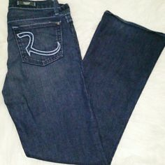 "SaleRock & Republic Premium Denim Rock & Republic Premium Denim. 28"" Inseam. Rock & Republic Jeans"