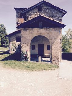 Beautifull little church@Magliaso
