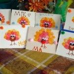 Thanksgiving Day is a harvest festival, celebrate the holiday and create crafts that create a festive mood the whole family.Make this Thanksgiving a fun day. Thanksgiving Place Cards, Thanksgiving Crafts For Kids, Thanksgiving Activities, Thanksgiving Decorations, Fall Crafts, Holiday Crafts, Holiday Fun, Family Holiday, Thanksgiving Holiday