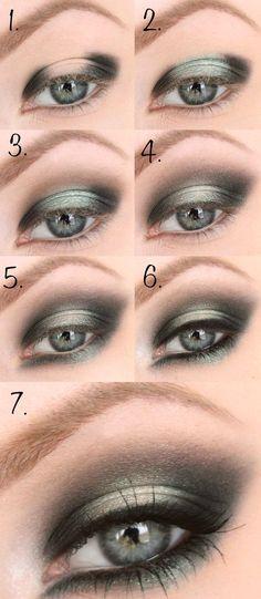 Makeup for the weekend - Miladies.net
