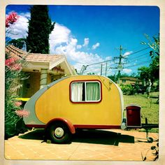 Yes, please. -travel trailer