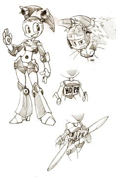 I wish make for real :3 idea from me art from My life as a teenage robot from Nickleodeon