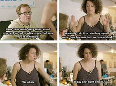 Broad City is a kooky comedy about two twenty-somethings Abbi and Ilana living in NYC. Broad City, Comedy Show, Comedy Central, New Shows, Woman Crush, Best Shows Ever, Suits For Women, Movies And Tv Shows, Movie Tv