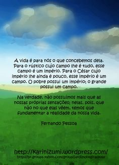 Fernando Pessoa.
