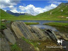 Espace alpin et havre de paix estival.