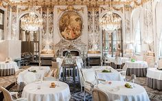 Paris hotels with Michelin-starred restaurants: The Fab Five - Telegraph