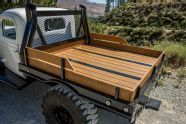 005 1949 dodge power wagon flatbed