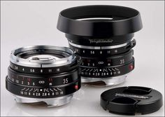 Voigtlander 35mm f1.4 Nokton.