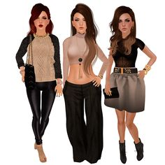 2013 (Harlow Redhead Skin) - Izzie's ( New ! Coffee Cream, Outfits, Fashion, Outfit, Moda, La Mode, Fasion, Clothes, Clothing