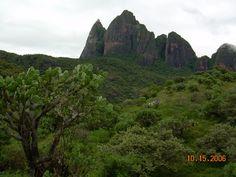 Los Tres Picachos, Jayuya, Puerto Rico