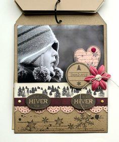 Mini album une famille en hiver (13)