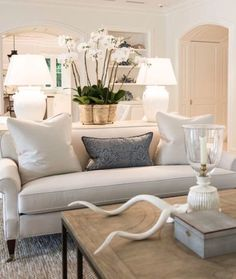 decoracin en blanco interior stylingliving room designsliving room ideastable