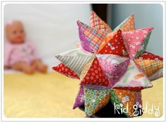 Mama's Style: Patchwork Star