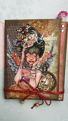 colored with wood pencils designed by lostanhellcreations (restradac)