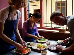Globe Aware Volunteer Vacations. Cambodia Cooking Class