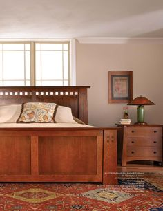 Oak Furniture - Get The Furniture You Need With These Tips Stickley Furniture, Cherry Bedroom Furniture, Bedroom Design, Furniture, Oak Furniture, Mission Furniture, Bedroom Set, Cherry Furniture, Home Decor