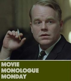 21 Best Movie Monologues Images Monologues Acting Smoke