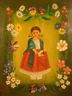 Agapito labios pintores for Mexican arts and crafts for sale