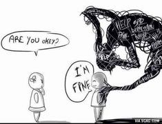 y\n is an ordinary ghost from the ghost zone.at least that is what… Sad Drawings, Dark Art Drawings, Art Drawings Sketches, Dark Art Illustrations, Illustration Art, Image Triste, Meaningful Drawings, Feeling Broken Quotes, Deep Art