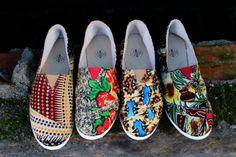 Portuguese shoe criation... Moza.