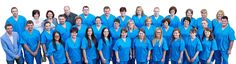 All of our dental implant specialists have at least 15 years' experience. Because they deal daily with people who have a wide variety of complex dental issues they have extensive practical experience and all of them speak very good English.