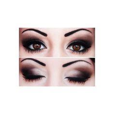 Makeup Ideas / Eyeshadow technique