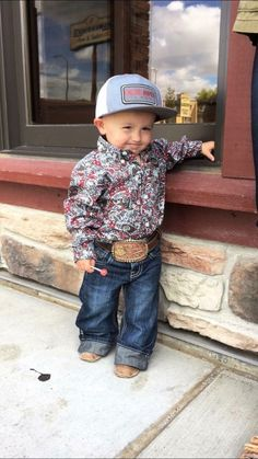 Get a Baby Clothes. Get a - Cute Adorable Baby Outfits Western Baby Clothes, Western Babies, Baby Kids Clothes, Country Baby Clothes, Newborn Baby Clothes, Baby Newborn, Baby Outfits, Kids Outfits, Trendy Outfits