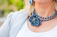 Untitled Crochet Necklace, Blog, Jewelry, Fashion, Moda, Jewlery, Jewerly, Fashion Styles, Schmuck