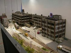 how to model city railroad - Google Search