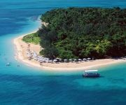 Green Island, part of the Great Barrier Reef - Cairns, Queensland, Australia -- great snorkeling and diving!