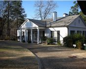 Little White House, Warm Springs GA- FDR's home while he received treatment for polio.