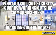 Samsung Security Guards