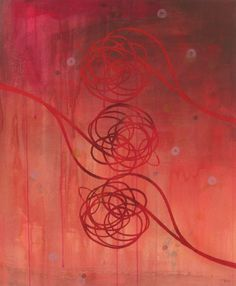 Terri Dilling.  Rothko Red