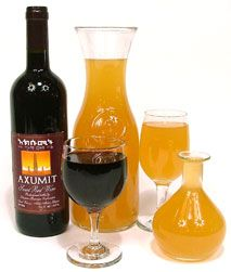 Ethiopian honey wine.