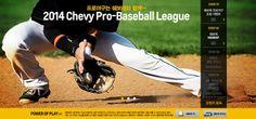 쉐보레(Chevrolet) 브랜드가 작년에 이어 올해에도 SK 와이번스, 롯데 자이언츠, NC 다이노스 등 프로야구팀 후원을 시작,  4년 연속 프로야구 후원으로 야구팬들과 함께 다양한 고객들에게 다채로운 프로그램을 제공할 예정임