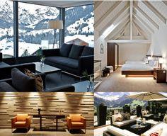Décembre 2011: Hôtels suisses:  design altitude! The Cambrian, Adelboden.  http://www.plumevoyage.fr/magazine/voyage/luxe/5-une-balade-suisse-hotels-en-altitude-montagne-skis/
