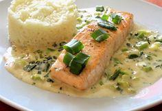 Chicken And Shrimp Recipes, Salmon Recipes, Fish Recipes, Healthy Food Options, Healthy Recipes, Healthy Cooking, Cooking Recipes, Food Porn, Slow Cooker Bbq