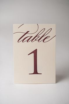REAL+Wedding:+Christina+and+Joseph+|+Burgundy+and+Ecru+Letterpress+Wedding+Invitations