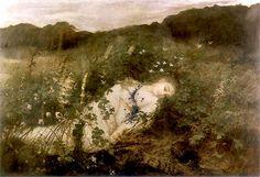 Alina by Leon Wyczółkowski, 1880