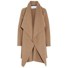 Shawl-Collar Wool Coat, £300 | Harris Wharf London