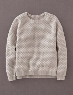 honeycomb stitch sweater / boden