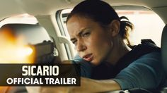 #Sicario starring Emily Blunt, Benicio Del Toro, Josh Brolin, Victor Garber & Jon Bernthal   Official Trailer   In theaters September 18, 2015