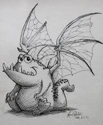 Výsledek obrázku pro drawn dragons