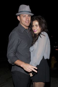 Channing Tatum & Jenna Dewan Have a Baby on the Way