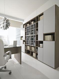 #OfficeTime the perfect solution to organize your work! www.giessegi.it/it/arredo-ufficio-moderno?utm_source=pinterest.com&utm_medium=post&utm_content=&utm_campaign=post-uffici