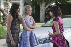 The girls in #PLL 6x03