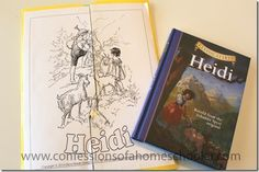Heidi Unit Study