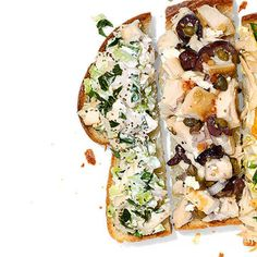 Your favorite summer sandwich just got way more interesting with the addition of fruits, nuts and tons more crazy concoctions that'll satisfy your palate.